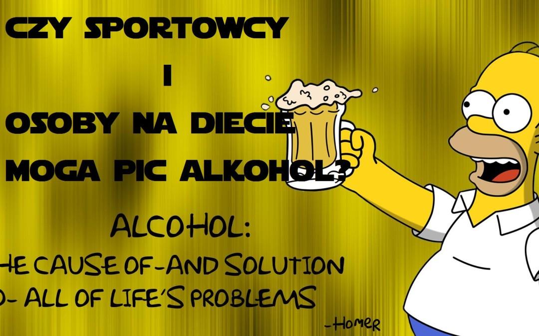 Pij alkohol i chudnij!