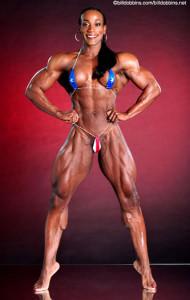 Lenda kobieta na siłowni. Trening siłowy dla kobiet!