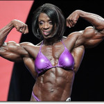 olympia kobieta na siłowni. Trening siłowy dla kobiet!
