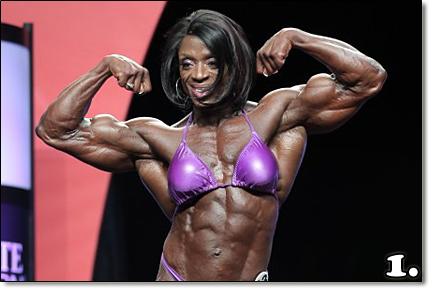 testosteron i kobiety...