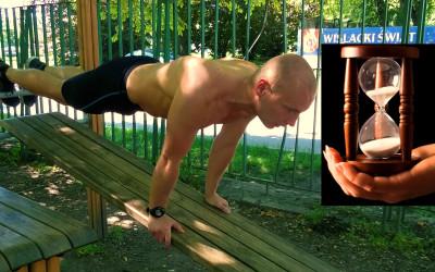 """Twoje ciało nie zna powtórzeń – """"myślenie czasem"""" podczas treningu!"""