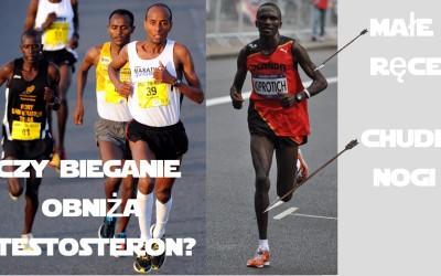 Czy bieganie obniża testosteron?