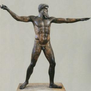 Ciało Zeusa jako efekt kalisteniki